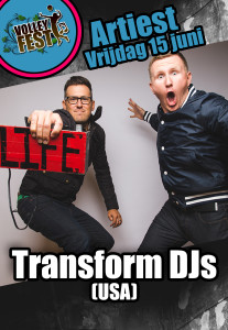 Artiest Transform DJs