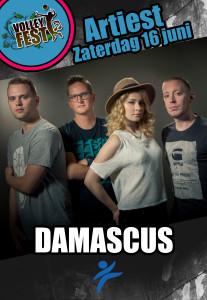 DamascusHipHop Volleyfest